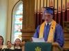 Ben Bradshaw gave a speech
